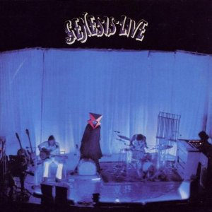 Genesis Live Cover