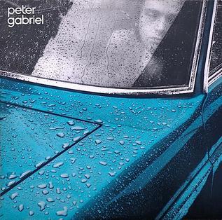 Peter Gabriel Car